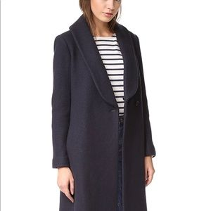 Club Monaco Jackets & Coats - Club Monaco Lenoria Shearling Coat